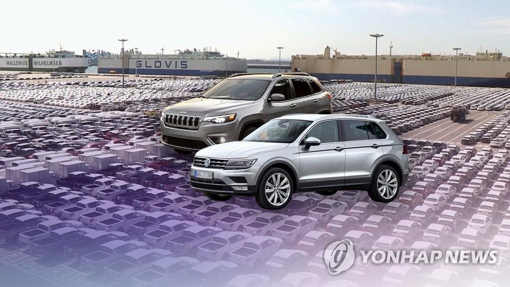 韩国10月汽车产销双双增长