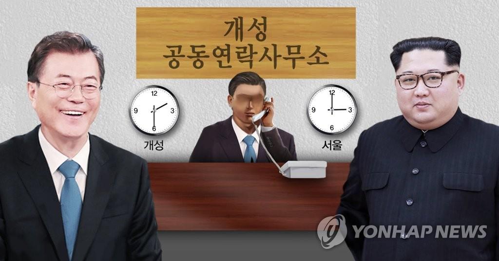 韩政府准备向朝派团考察筹设联络事务所