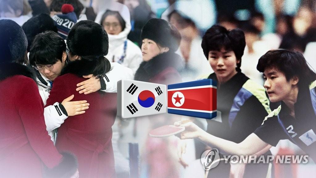 详讯:朝鲜体育代表团28日抵韩合训备战亚运会