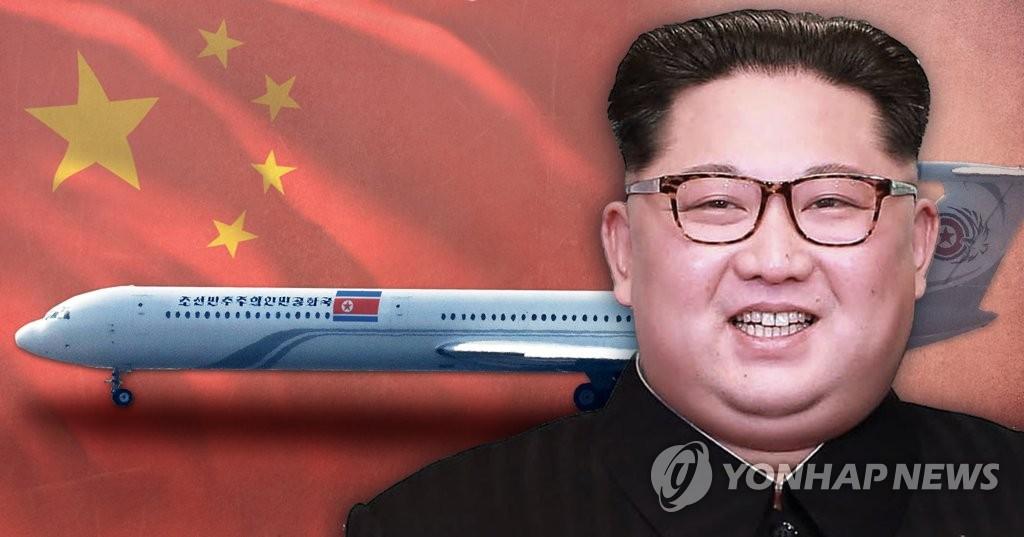 韩政府关注金正恩访华可能性