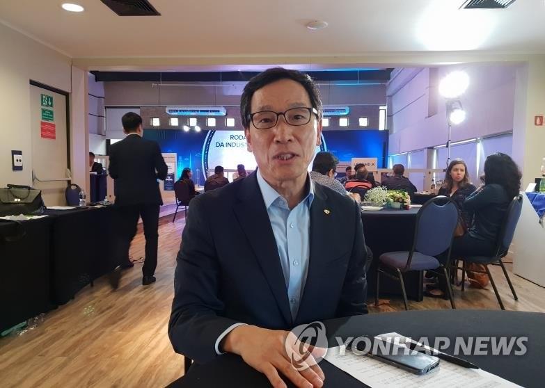 韩aT社长:扩大对华出口掀食品韩流