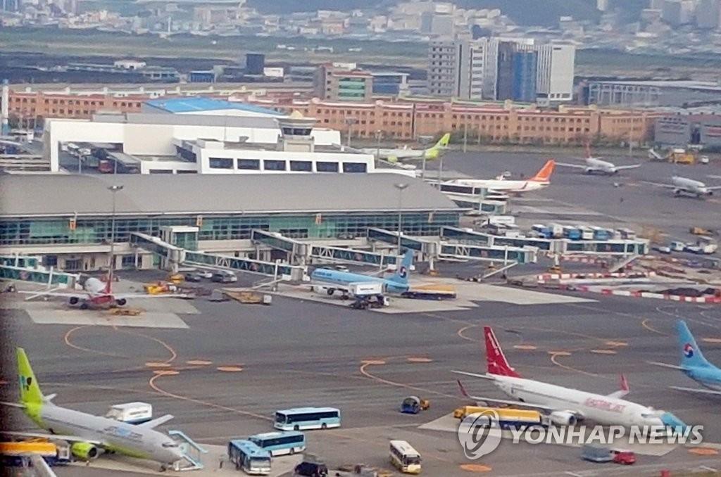 抵制赴日游致金海机场国际旅客十年首减 - 1