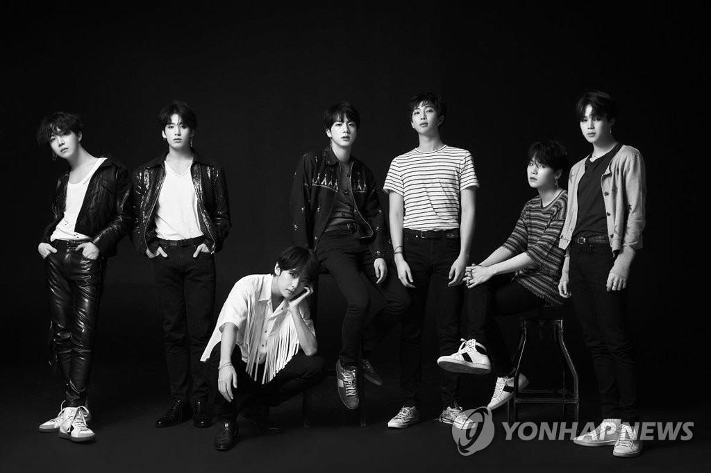 BTS《FAKE LOVE》摇滚版全球同步公开