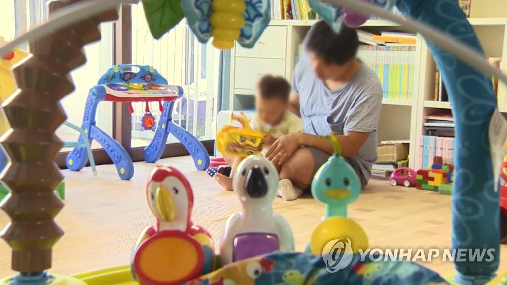 统计:韩国休育儿假男公务员占比仅3.8%