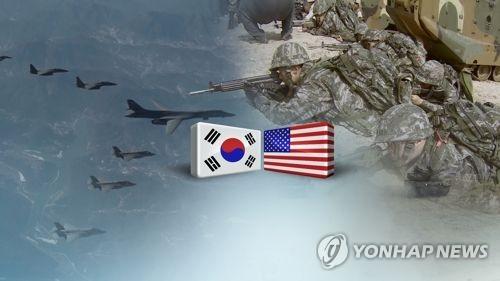 消息:韩美拟为联演更名避免刺激朝鲜