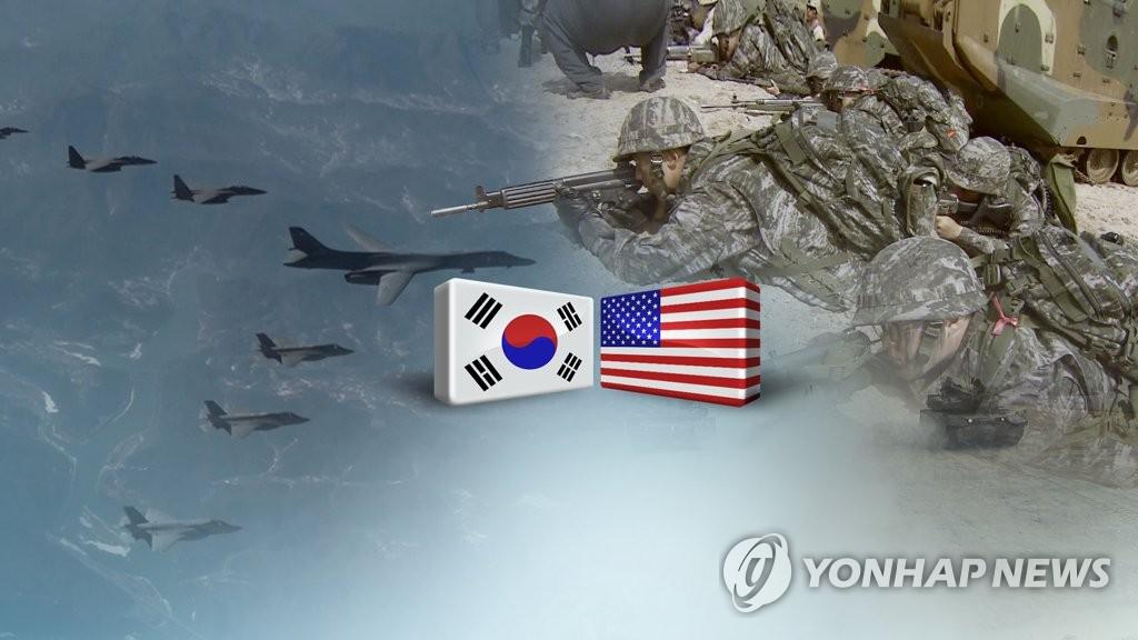 韩防长:韩美联演将于8月中旬举行