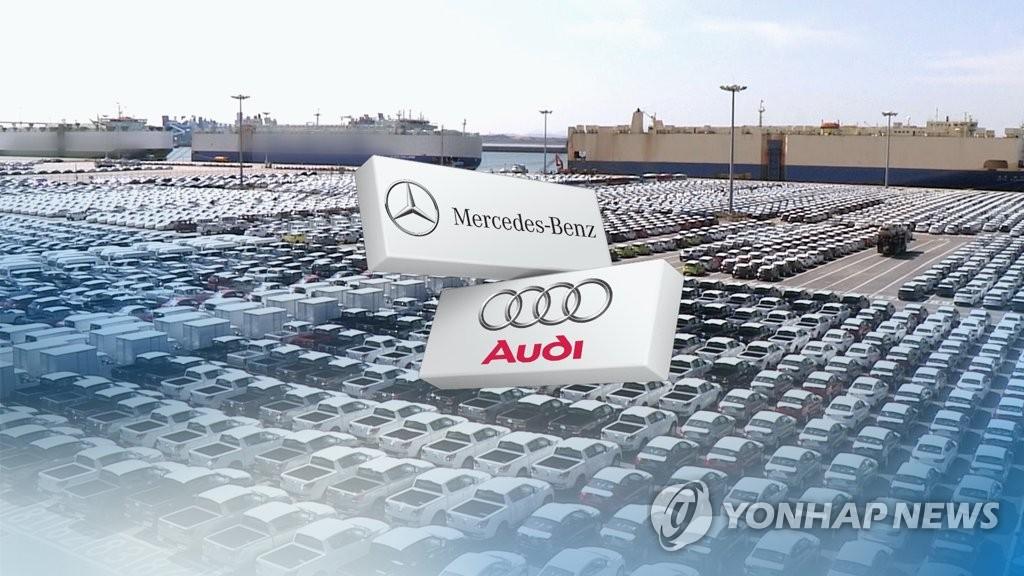 韩国2018年进口车销售额逾千亿