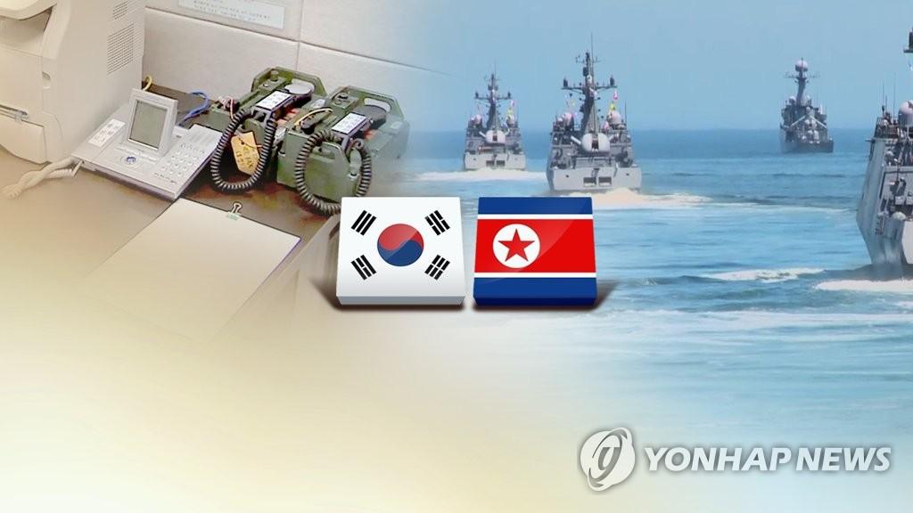 简讯:韩朝西海岸军事通信线修复完成