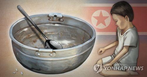韩智库:朝鲜去年粮食减产 今年或陷粮荒