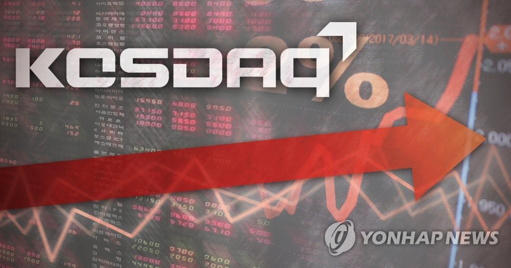 韩国创业板走强。 韩联社
