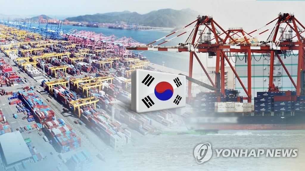 详讯:韩7月国际收支经常项目顺差69.5亿美元