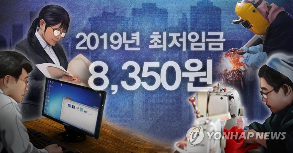 韩2019年经济新政:最低时薪和基础养老金上调