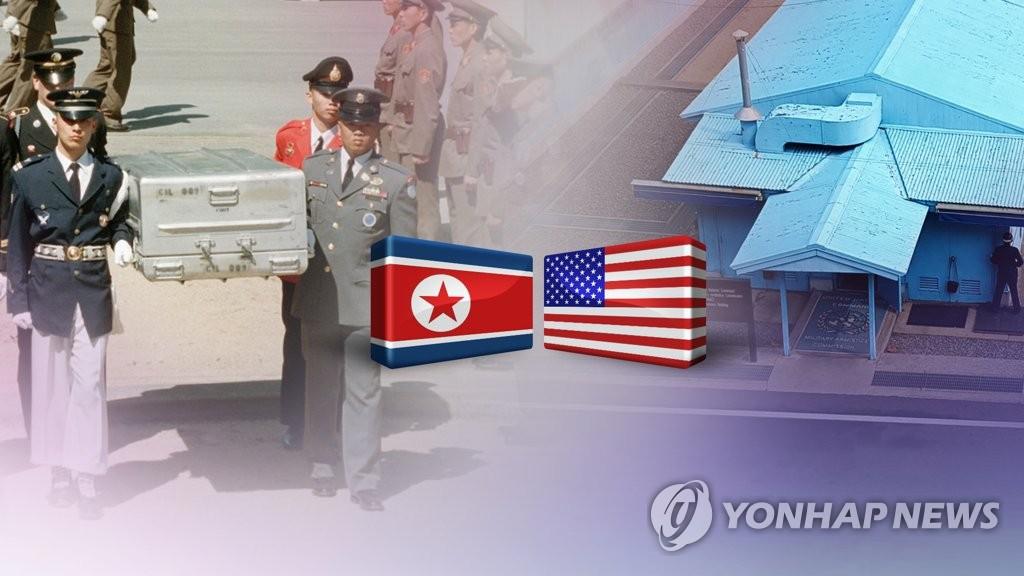 朝美将领板门店谈判韩战遗骸问题