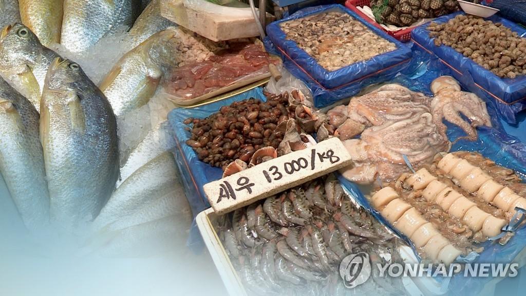 2018年韩养殖水产品出口额创新高