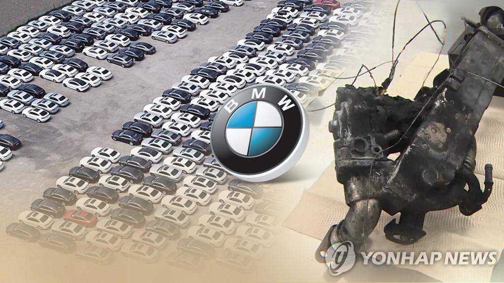 宝马登顶韩国进口车销量榜