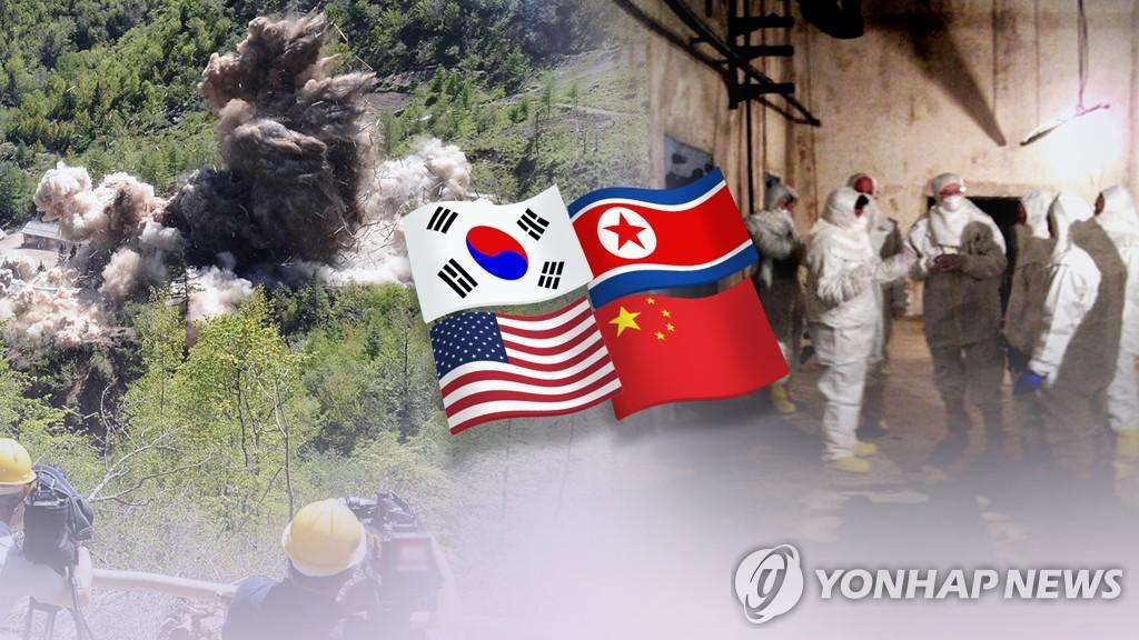 韩智库建议无核化完成一半时签四方和平协定 - 1