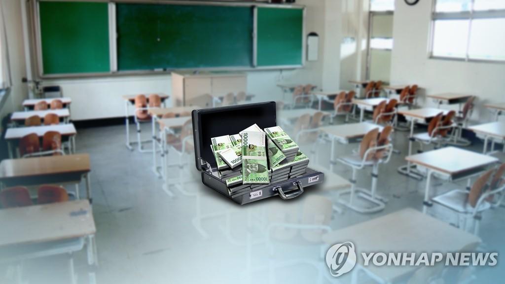 调查:韩国高校奖学金渐减学贷反增