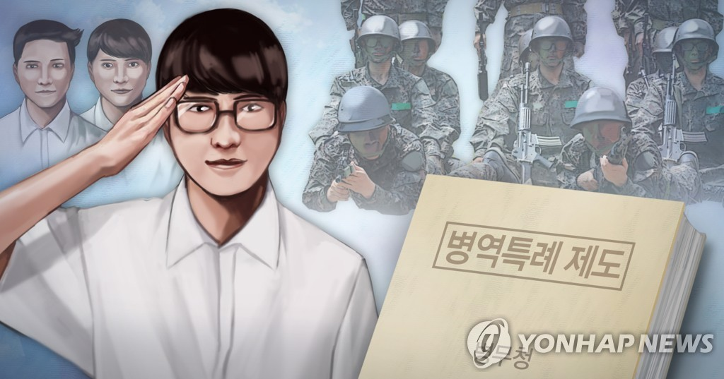 韩决定维持现行替代役制度 艺人不能免兵役