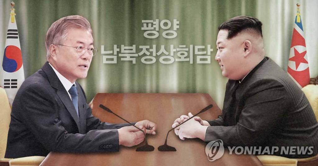 简讯:韩朝首脑两天两会 19日或发表协商成果