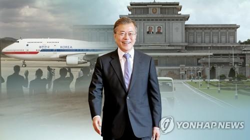 韩青瓦台辟谣请求美国豁免制裁总统专机