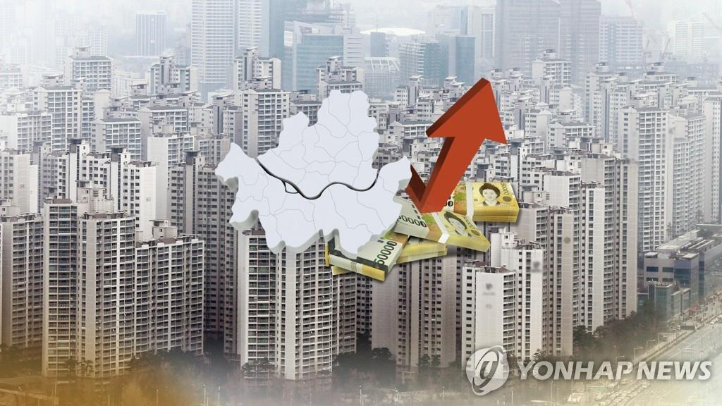 调查:2018年首尔楼价涨逾8%创12年来新高