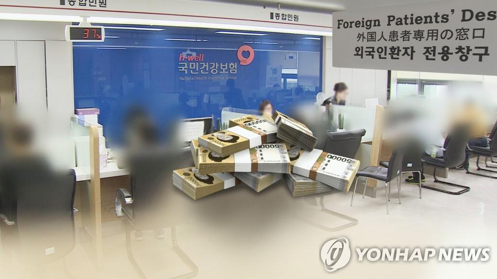资料:韩外籍就业人员实缴医保费大于所享待遇