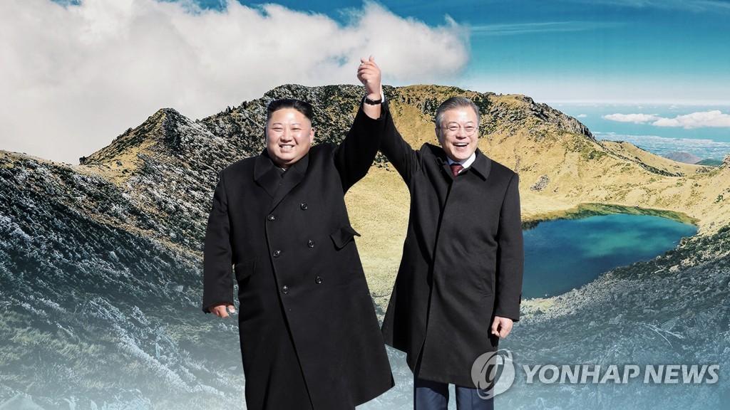 韩青瓦台回应金正恩访韩报道:不排除任何可能性