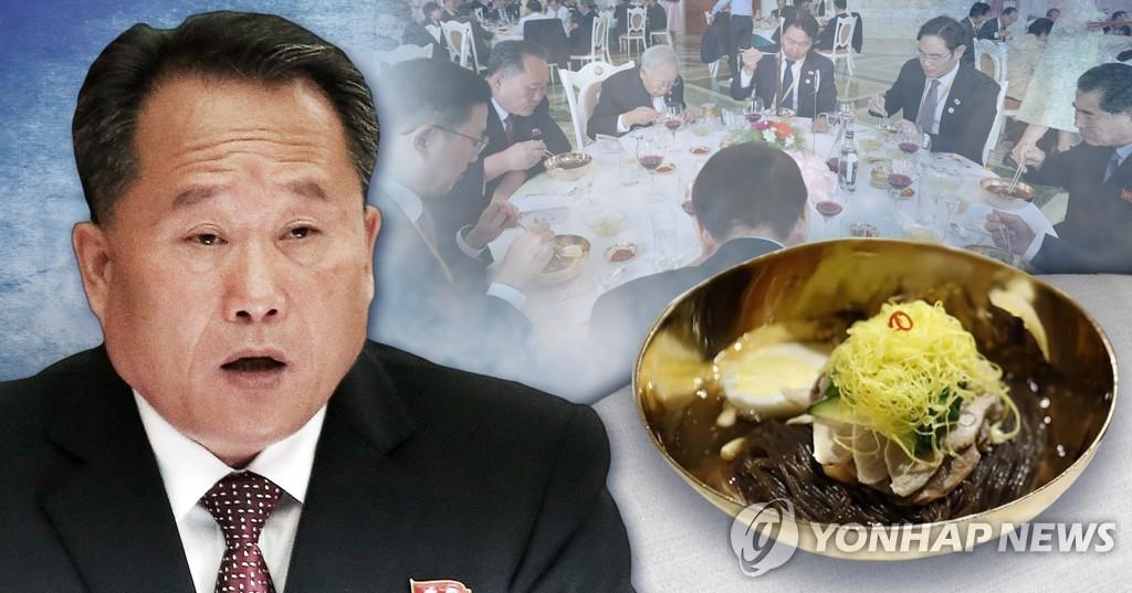 韩青瓦台:朝鲜高官涉韩企发言无损文在寅受款待
