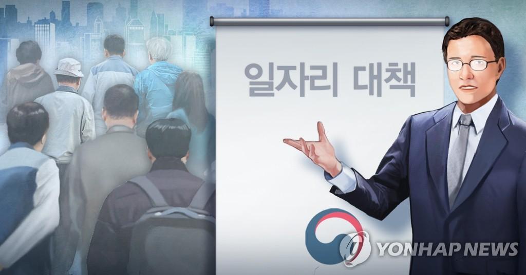 详讯:韩10月就业人口同比增6.4万人 失业率3.5% - 1