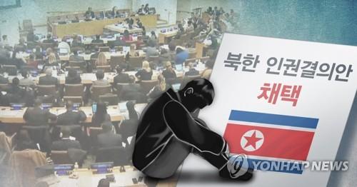 韩智库:朝鲜人权状况仍恶劣