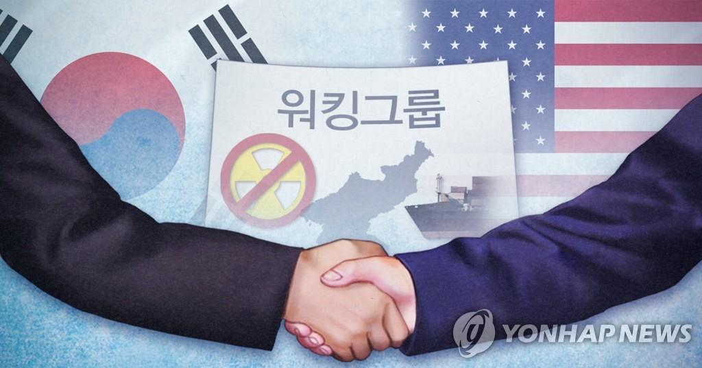 韩美涉朝工作组举行视频会议