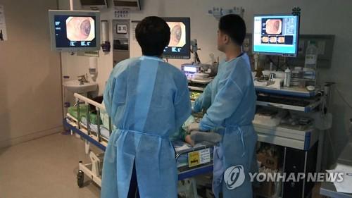 统计:六成参加医保韩国人体检查出异常