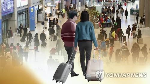 去年韩国航空客运量创新高 中国航线增势明显
