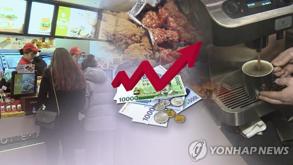 【年终特辑】2018物价:菜篮子和餐饮价格大涨 - 2