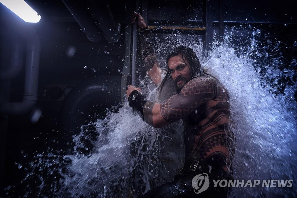 《海王》剧照(华纳兄弟韩国供图)
