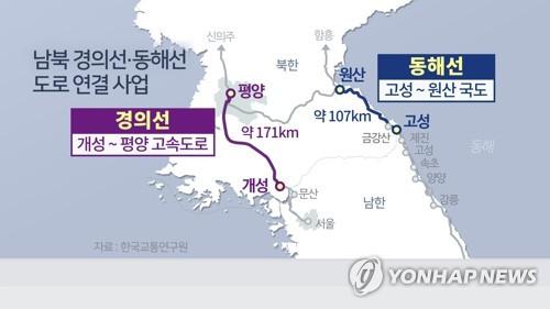 详讯:韩朝开会讨论公路合作