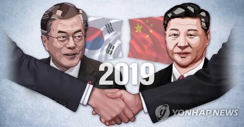 韩中领导人有望G20峰会期间在大阪会晤