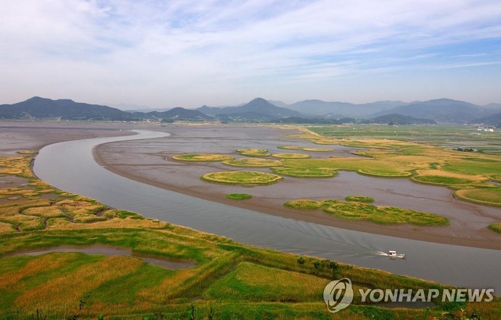 韩国顺天吹响生态旅游号角