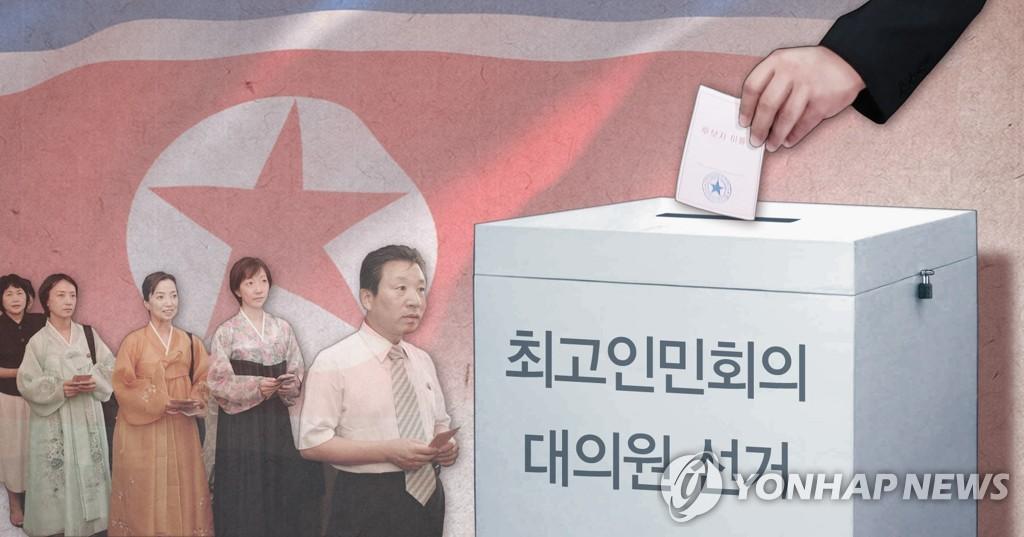 朝鲜组建最高人民会议代议员选举选区 - 1