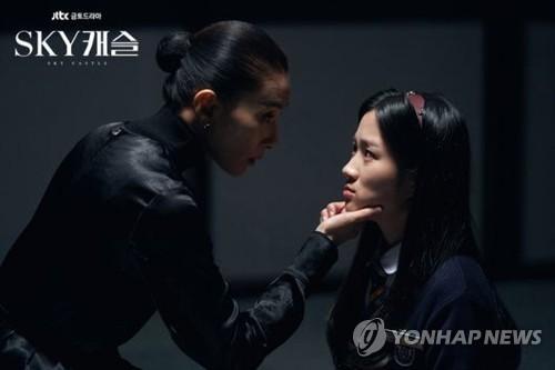 爆款剧《天空之城》创韩有线电视收视新纪录