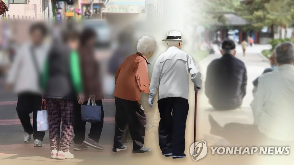 调查:逾半韩国人同意上调老年人年龄起点至70岁