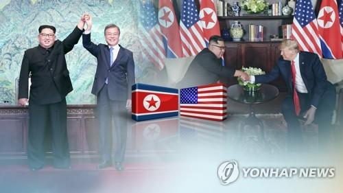 韩朝美领导人越南会晤可能性小