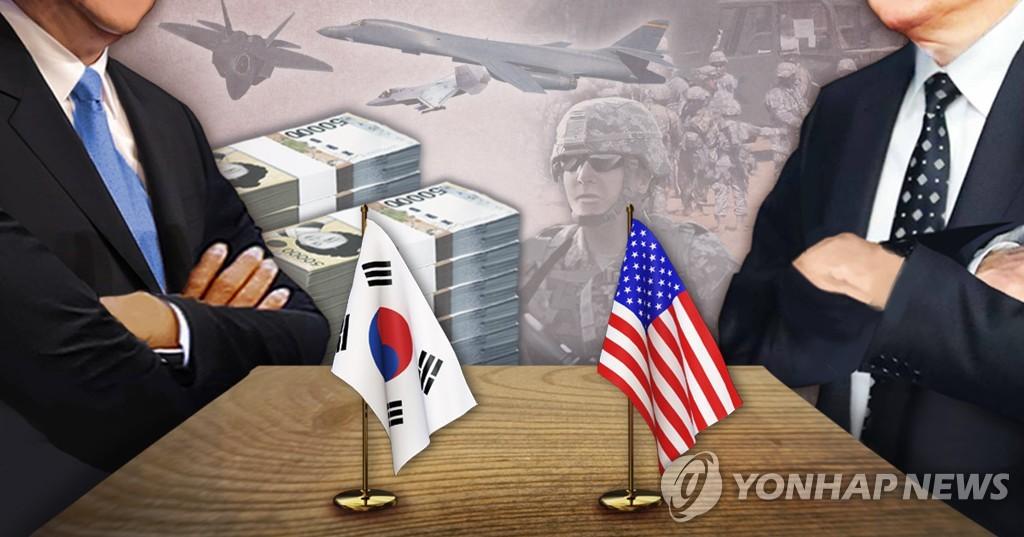 韩美或本周末草签军费协定