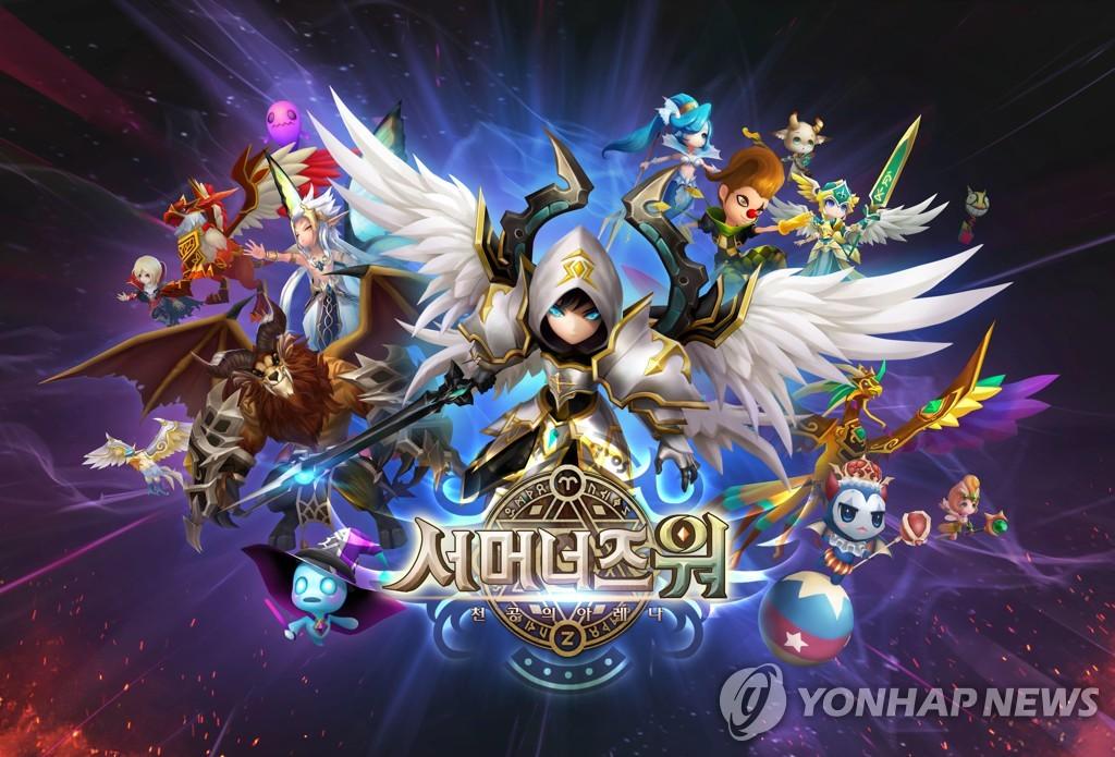 韩国游戏《魔灵召唤》在华获得版号