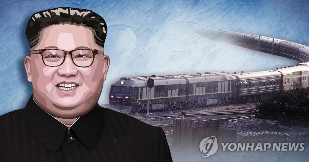 消息:金正恩2日上午从越南提前启程返回