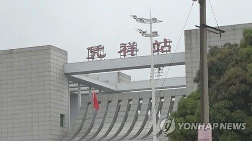 消息:金正恩专列经武汉驶往越南