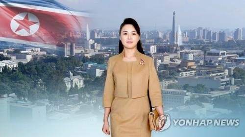 朝鲜第一夫人李雪主九个月未露面引关注