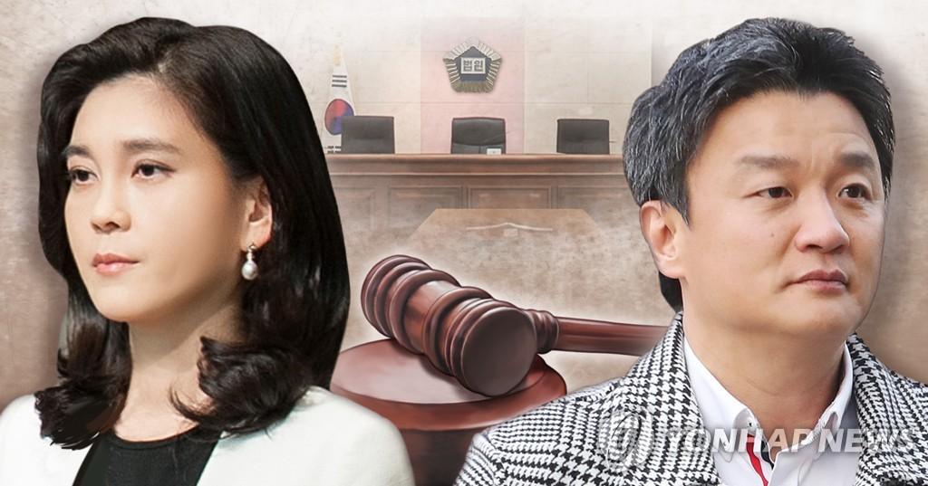 三星长女离婚案二审判男方分得20%财产