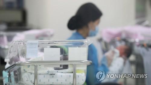 统计:韩国人口2020年首次自然减少3.3万