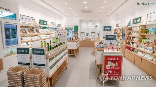 韩国去年化妆品网络交易额同比增25%